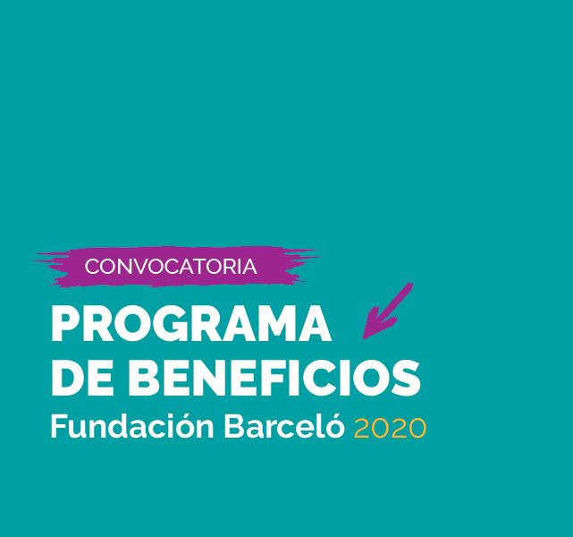 Programas de Beneficios 2020
