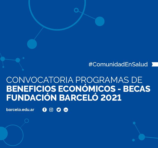 Programas de Beneficios 2021
