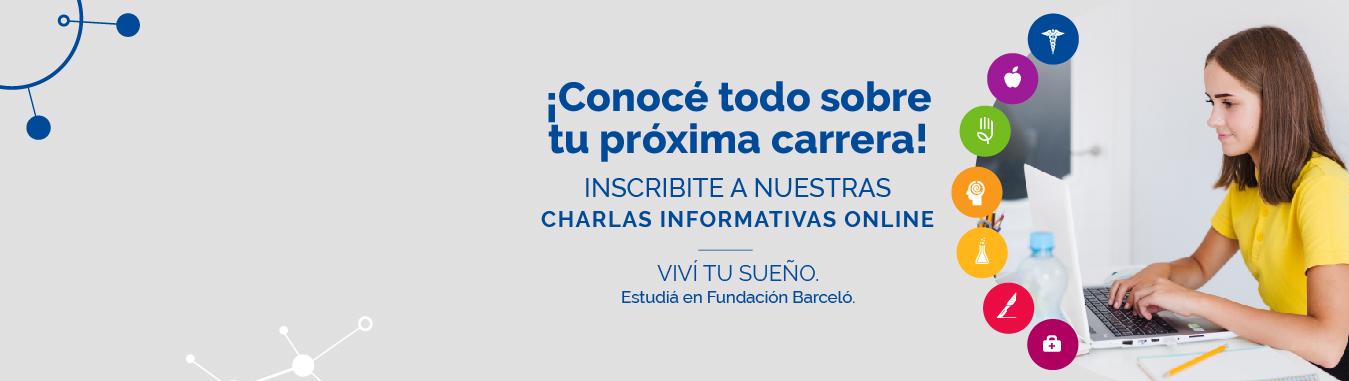 Charlas Informativas Online