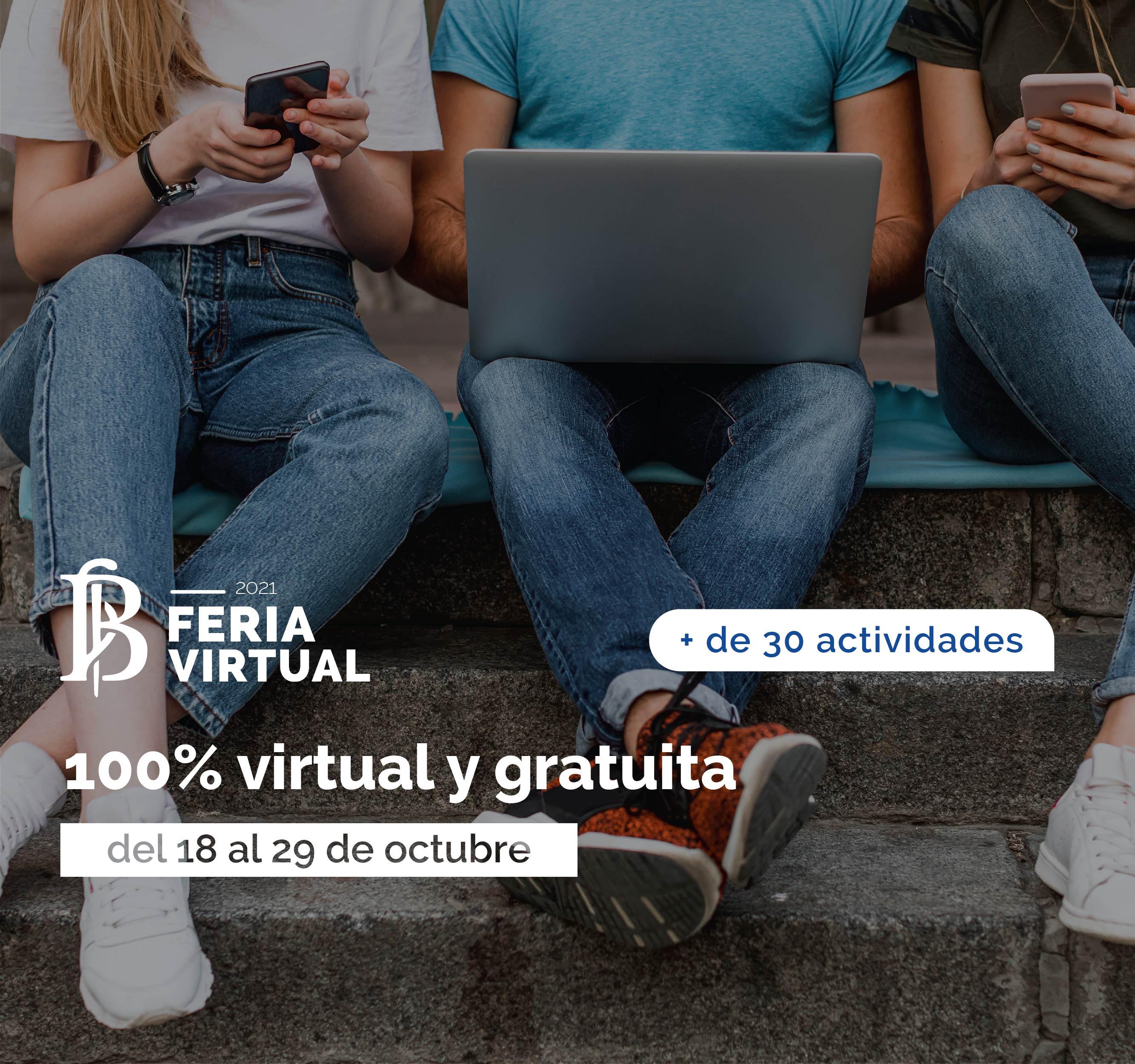 Feria Virtual 2021 Fundación Barceló