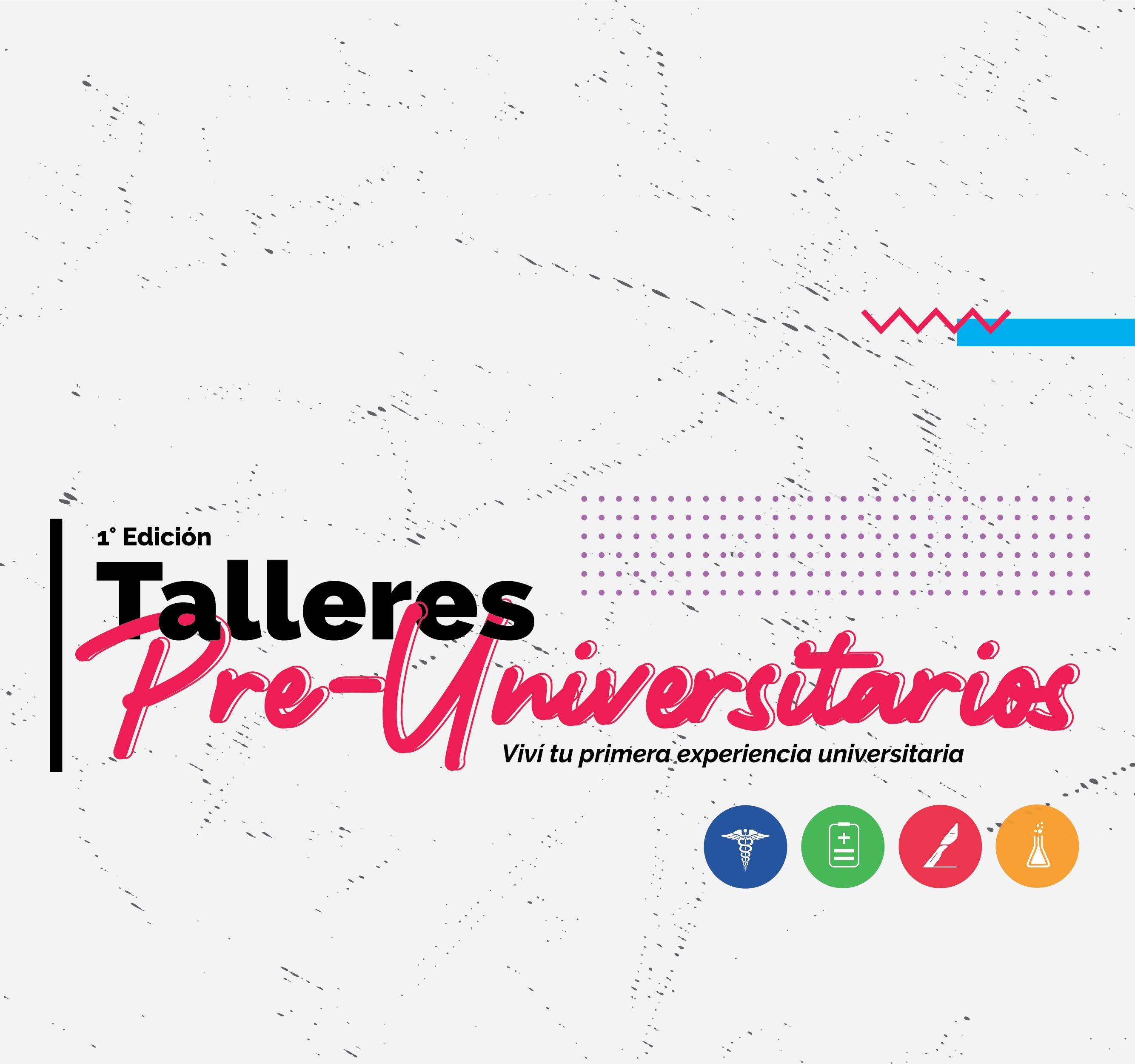 Nuevos Talleres Pre-Universitarios