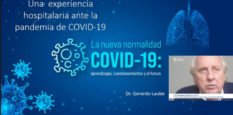 Actualización profesional y desafíos actuales: COVID-19