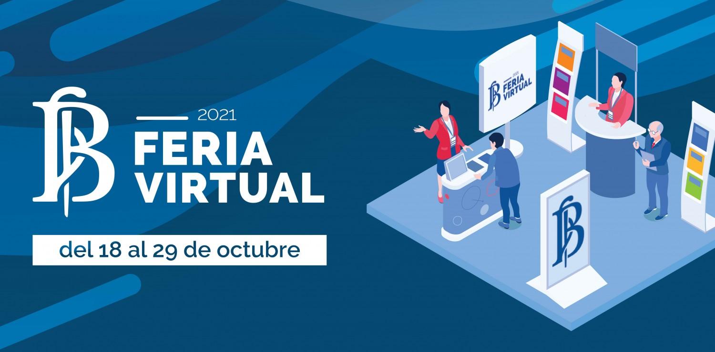 Feria Virtual 2021 en Fundación Barceló