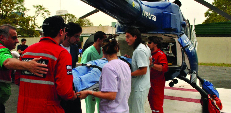 Curso intensivo de Emergentología para médicos