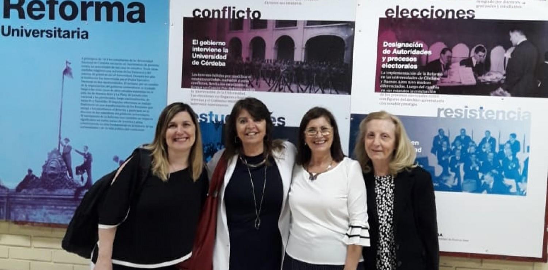 Participación de la Carrera de Psicología en el X Congreso Internacional de Investigación y Práctica Profesional de Psicología