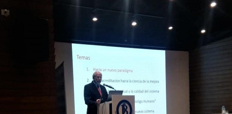 """Conferencia """"Hacia sistemas de salud de alta calidad en América Latina"""""""