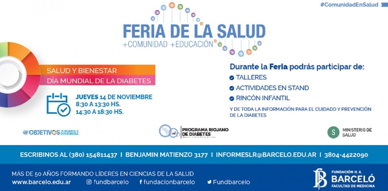 Feria de la Salud | Sede La Rioja 2019